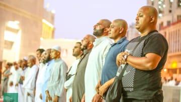 شاهد صور موسم الحج في مكة المكرمة لعام 2018