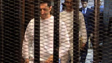 بعد أمر القبض عليهما..ماعلاقة علاء وجمال مبارك بقضية البورصة