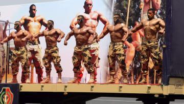 فيديوغرافيك.. مصر تخرج من قائمة أقوى 10 دول عسكرياً بالعالم