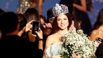 تعرّفوا إلى ملكة جمال لبنان للعام 2018