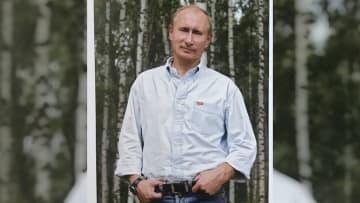 """فلاديمير بوتين.. نجم صور """"الرزنامات"""" لعام 2019 في روسيا"""