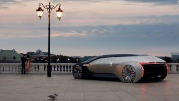 """اكتشف هذه السيارة ذاتية القيادة لـ""""رينو"""" بـ""""صالة"""" فاخرة"""