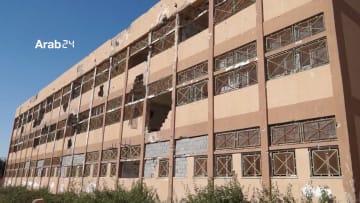 ليبيا.. مدارس متهالكة تستقبل الطلبة بعامهم الدراسي الجديد