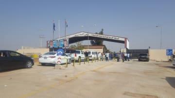 CNN ترصد اللحظات الأولى لافتتاح معبر جابر نصيب بين الأردن وسوريا