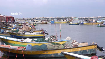 صيادو السمك في غزة يعانون بعد قرار إسرائيلي بتقليص المساحة