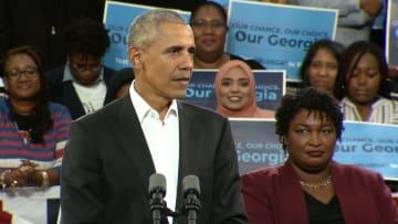 أوباما منتقداً ترامب: جنودنا الشجعان يستحقون أفضل من ذلك