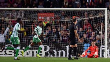 بعد الهزيمة أمام بيتيس.. هذه آخر هزائم برشلونة على أرضه