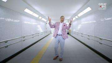 قابلوا الرجل الذي يؤلف الأغاني لجميع القطارات في اليابان
