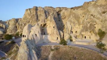 استكشف بعض أقدم الكنائس بالعالم في هذا المتحف الفريد بتركيا