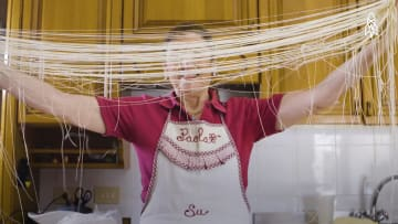 هذه هي أندر معكرونة في العالم..تصنعها عائلة سردينية بايطاليا