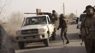كيف يبدو القتال شرق سوريا.. داعش لا يتخلى عن الأرض بسهولة