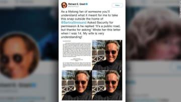رسالة معجب الى ممثلة أمريكية تلقى رداً بعد 47 عاماً