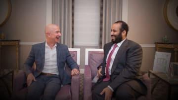 كيف تغيرت علاقة محمد بن سلمان وجيف بيزوس بعد مقتل خاشقجي؟