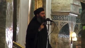 """بعد إعلان """"نهاية خلافة"""" داعش.. أين زعميها أبوبكر البغدادي؟"""