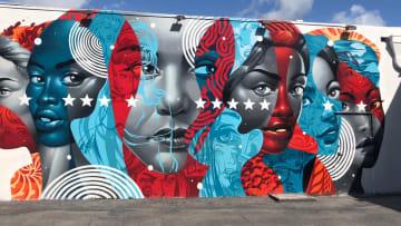 في ميامي.. تعرفوا كيف تحولت هذه المنطقة المهجورة لمساحة فنية