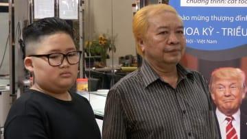 حلّاق يقدم تسريحة شعر ترامب وكيم جونغ أون لزبائنه مجاناً