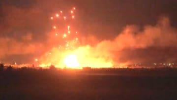 بدء الهجوم على آخر جيب لداعش في شرق سوريا