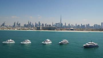 """أحدث اليخوت """"الخارقة"""" تجد منزلاً لها في دبي"""