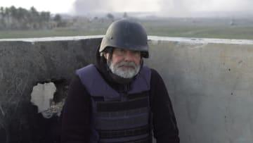 حصري من قلب الحدث.. أقوى قصف حتى الآن على داعش بسوريا