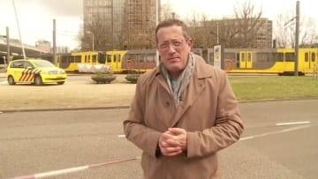 كاميرا CNN من موقع إطلاق النار في هولندا وتواجد كثيف للشرطة