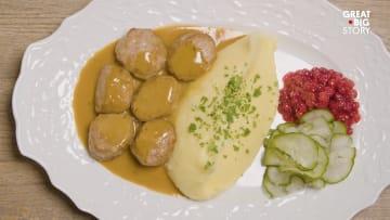 قد لا تكون كرات اللحم السويدية سويدية حقاً.. ما أصلها؟