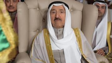 البنك الدولي يكرّم أمير الكويت لدعمه التنمية الاقتصادية