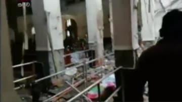 مصادر طبية في سريلانكا لـCNN: مقتل 75 على الأقل بالتفجيرات