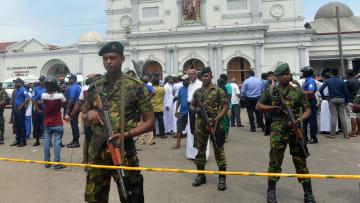 سريلانكا: 7 تفجيرات في 3 مدن.. إليك مواقع الهجمات