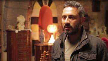 قيس الشيخ نجيب يعيش تحولات عاصفة في موسم رمضان 2019