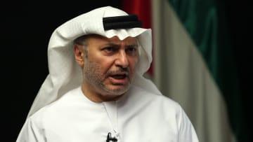 قرقاش يتحدث لـCNN عن التصعيد الأمريكي ضد إيران وموقف بلاده