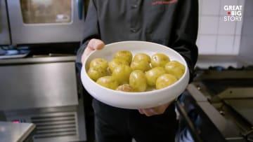 لما تعتبر هذه البطاطس الأغلى بالعالم؟