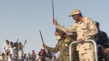 سجل مشوه وأفعال تخالف الأقوال.. من يحكم السودان؟