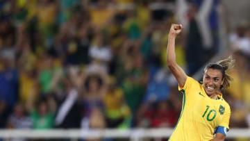 البرازيلية مارتا تتربع على عرش هدافي نهائيات كأس العالم