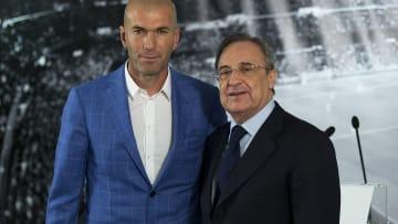 بعد الصافرة.. هل وقع زيدان بالفخ بعد عودته إلى ريال مدريد؟