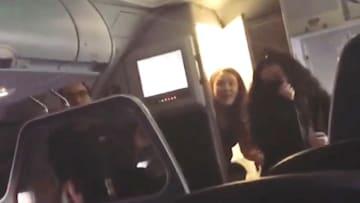 خفاش يفاجئ مسافرين ويثير الذعر على متن طائرة