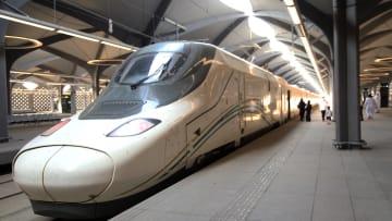 قطارات فائقة السرعة في السعودية لنقل الحجاج في وقت قياسي