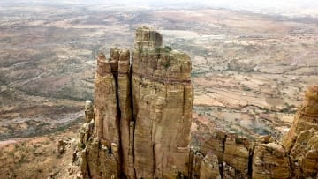 توصف بالأكثر خطورة.. هل تجرؤ على زيارة أشهر كنائس إثيوبيا؟