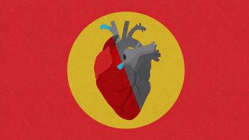 ما الذي يمكن أن يشترك فيه السرطان مع القلب المكسور؟