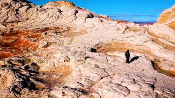 صحراء أمريكية نائية تضم أجمل المناظر الخلابة على كوكب الأرض
