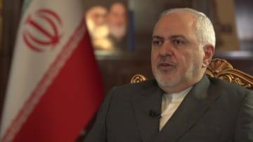 """ظريف لـCNN: """"حرب شاملة"""" ستخوضها السعودية وأمريكا إن ضربت إيران"""