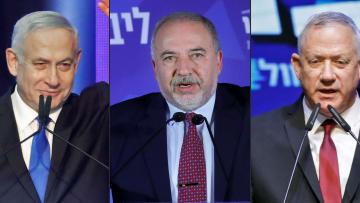 مأزق انتخابات إسرائيل.. العرب يدعمون غانتز وليبرمان يمتنع