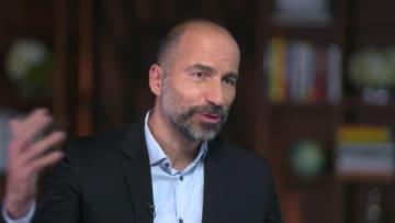 ما مدى استدامة شركة أوبر؟ الرئيس التنفيذي يطلع CNN على الأمر