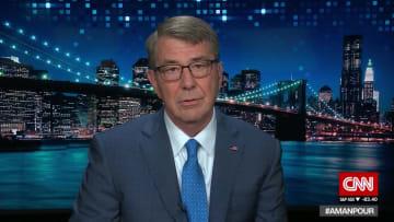 وزير دفاع أمريكا الأسبق لـCNN عن الشراكة السعودية: لم ينجحوا