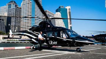 رحلة على طائرة أوبر المروحية بـ200 دولار.. هل تستحق التكلفة؟
