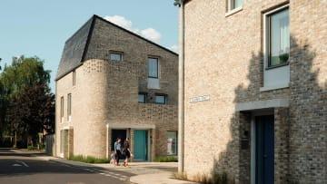 """تصميم منازل """"سلبي"""" يفوز بلقب """"أفضل مبنى جديد"""" في بريطانيا"""