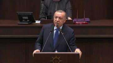 أردوغان: العملية في سوريا تستمر ولن نتفاوض مع الإرهاب