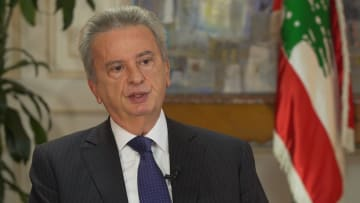 سلامة لـCNN: لبنان يحتاج إلى حل فوري لإنقاذ اقتصاده