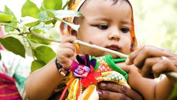 قرية في الهند تزرع 111 شجرة في كل مرة تولد فيها فتاة
