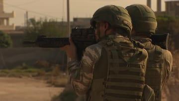 """جولة حصرية لـCNN داخل """"المنطقة الآمنة"""" في شمال سوريا"""
