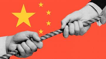 لماذا تتنازل الشركات الأمريكية عن مواقفها لاسترضاء الصين؟